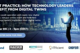 Best Practice: How Technology Leaders benefit from Digital Twins