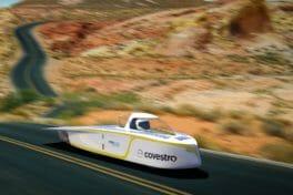 Mit der Bridgestone World Solar Challenge quer durch Australien