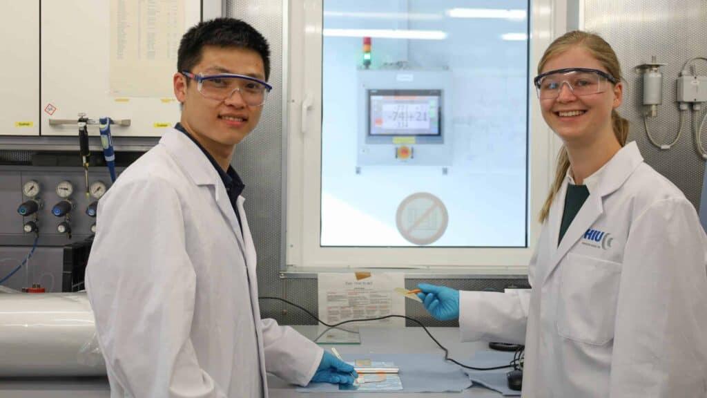 Forschung für sichere Feststoffbatterien