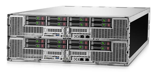 Hewlett Packard Enterprise Apollo 6500 eignet sich speziell für Deep-Learning-Anwendungen.