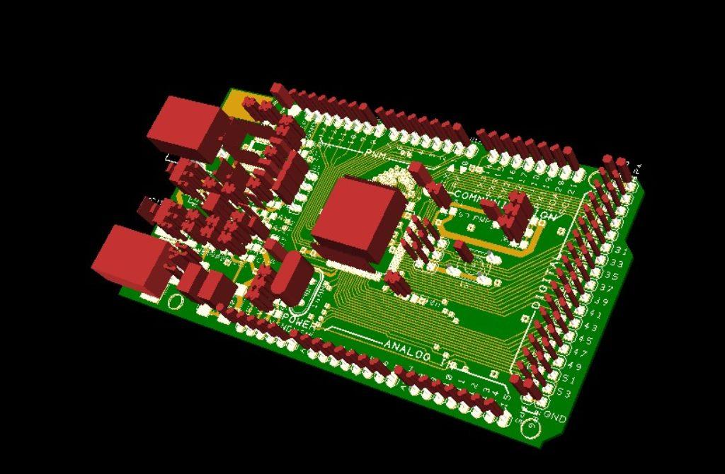 embedded World, RS, Leiterplatten-Design