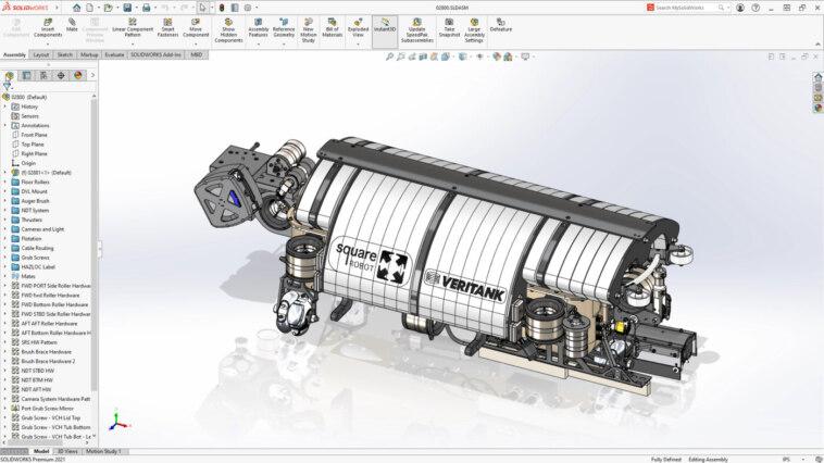 3D-CAD-Software