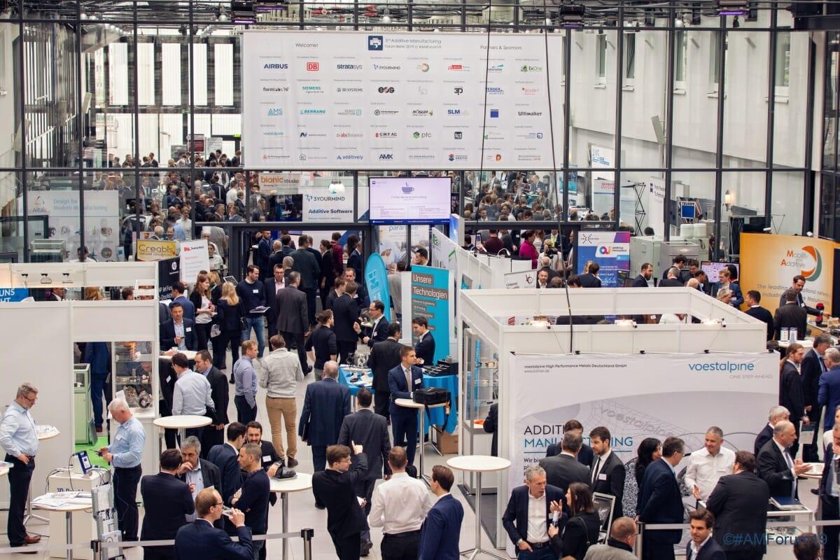 Additive Manufacturing Forum: Mit den Experten auf Augenhöhe