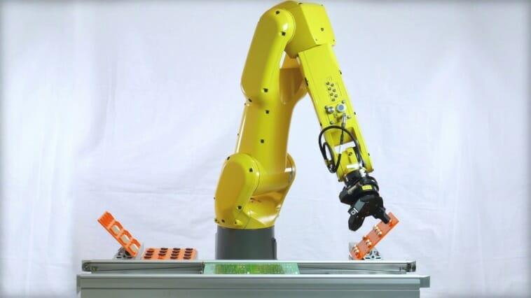 Roboterkalibrierung mit maschinellem Lernen