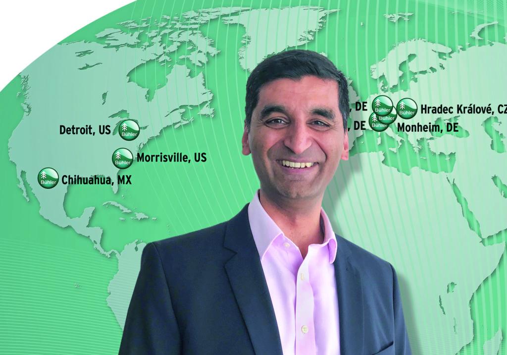 Bühler Motor Aviation: Lester Faleiro übernimmt Geschäftsführung