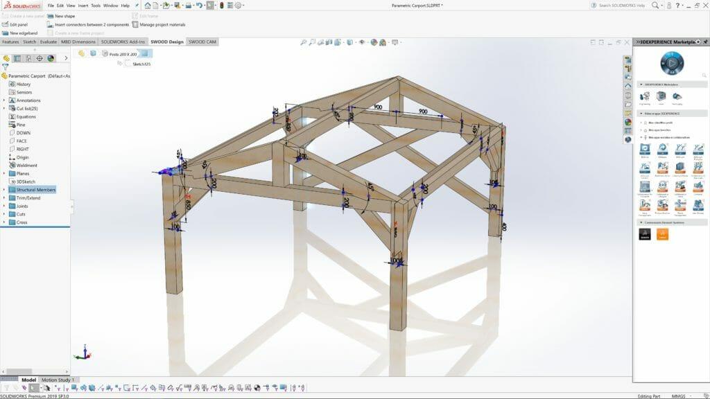 Swood Holzkonstruktionen Software