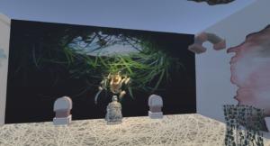 Moderne Kunst, Software und Klang im virtuellem Raum