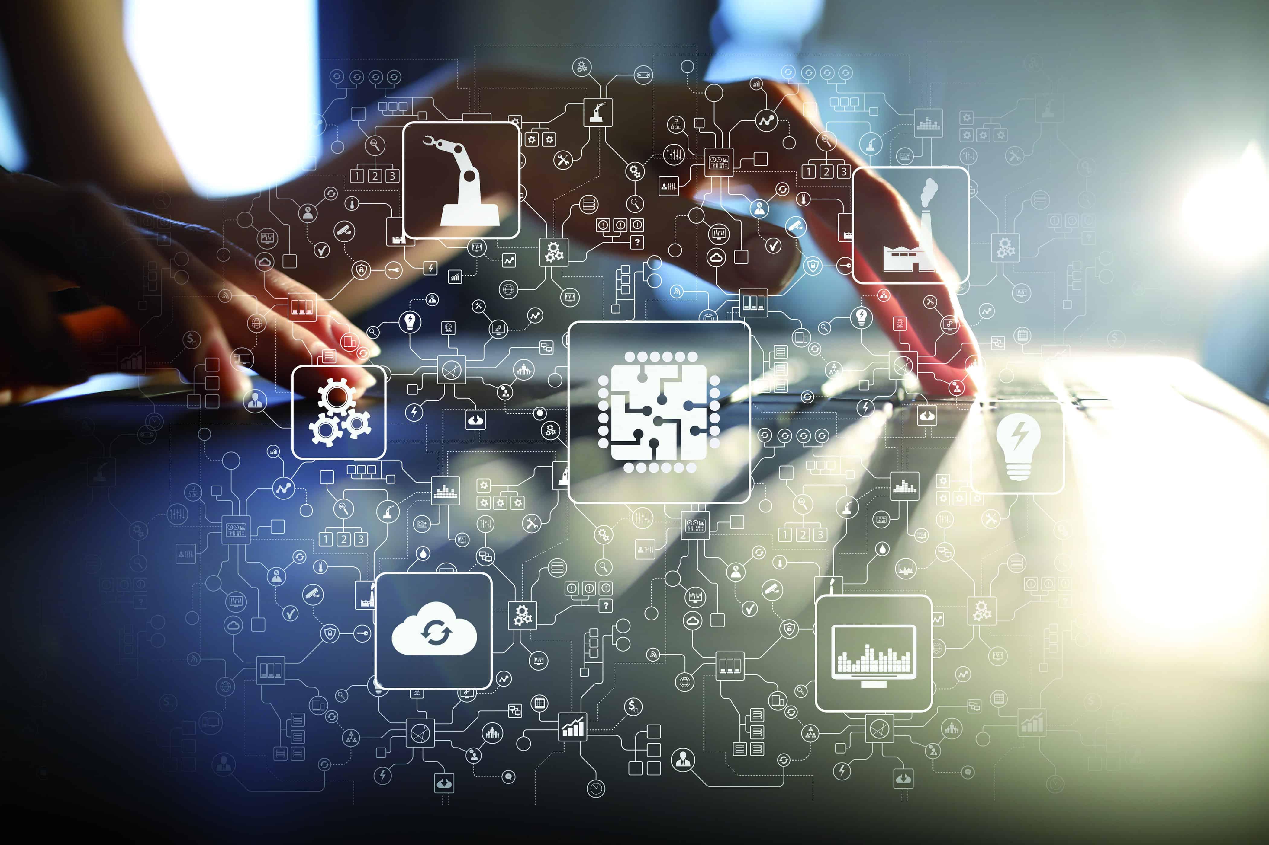Fünf Vorteile eines ERP-Systems aus der Cloud