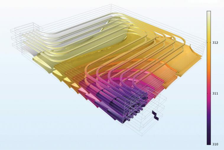 Comsol: Akkupack richtig simulieren und konstruieren