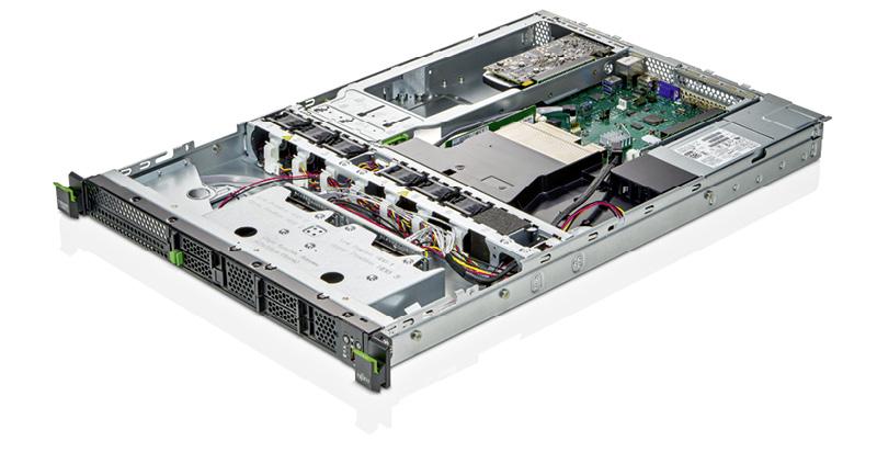 Rack-Workstation: Celsius C780 mit nur einer Höheneinheit wurde speziell für den Einsatz im Rechenzentrum entwickelt. Sie bietet zentrale Verfügbarkeit sowie flexiblen und sicheren Zugriff auf  Anwendungen mit GPU-Anforderungen.