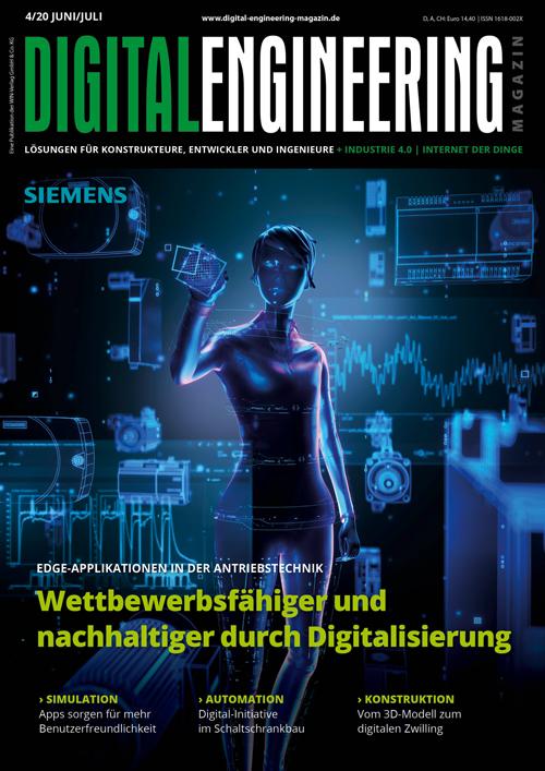 Digital Engineering Magazin 04/2020