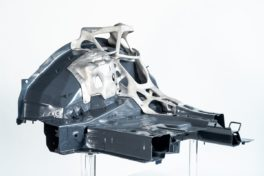 Aluminiumlegierung: Crashsicher im 3D-Druck