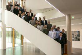 Projekt Polyline: Konsortialtreffen bei EOS