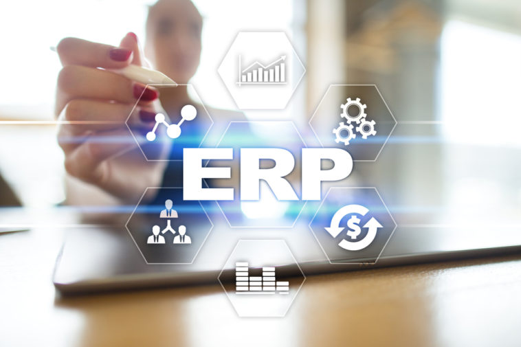 ERP-Anwendungen