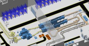 3D-Planungssoftware: Mit wenigen Klicks eine virtuelle Fabrikwelt erschaffen