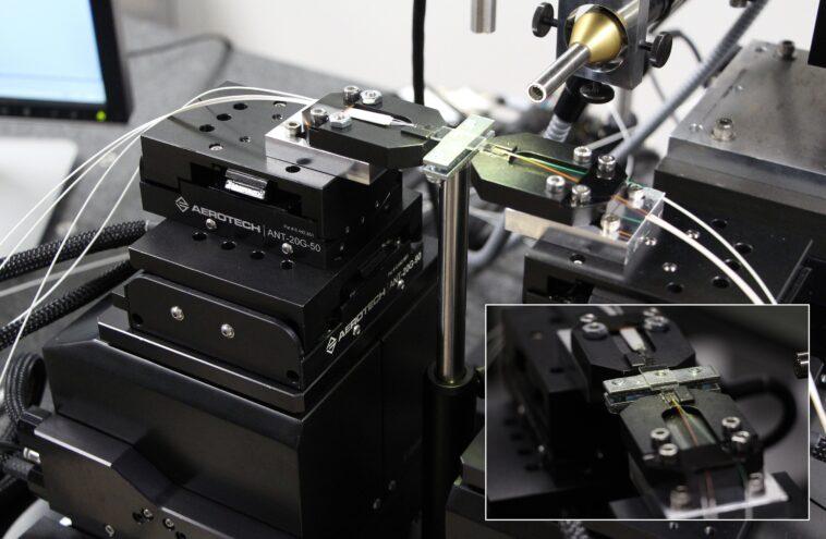 Bewegungssteuerung für die Optik- und Photonikindustrie