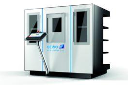 Industrie-3D-Drucker mit vielfältigen Einsatzoptionen