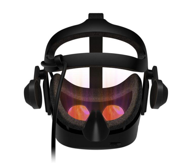 Virtual-Reality-Headset von HP