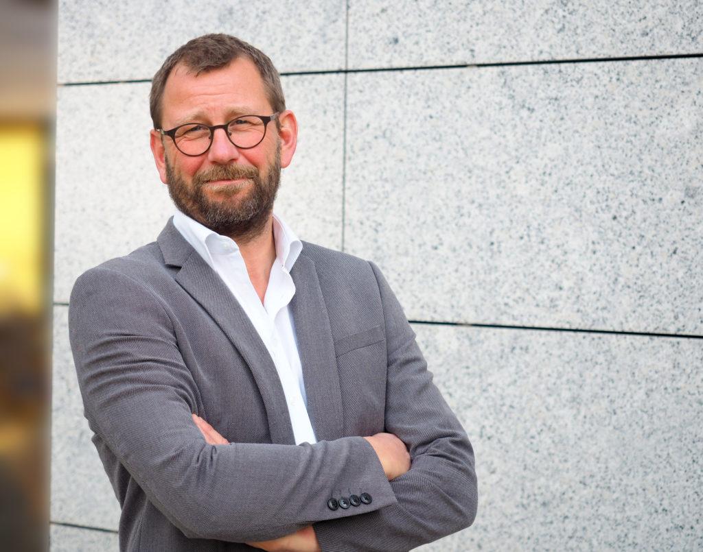 Horst Heckhorn, Senior Vice President SAP Solutions & Business Development Executive bei Cenit, schaut zuversichtlich.