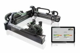 Servoverstärker mit Maschinen-Monitoring