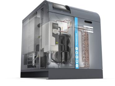 Kältetrockner: So lässt sich Druckluft effizienter aufbereiten