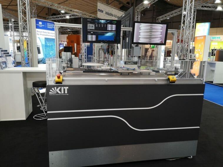 Werkzeugmaschinen: Künstliche Intelligenz für Wartung von Kugelgewindetrieben