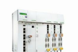 Servoantrieb für energieeffiziente Maschinen
