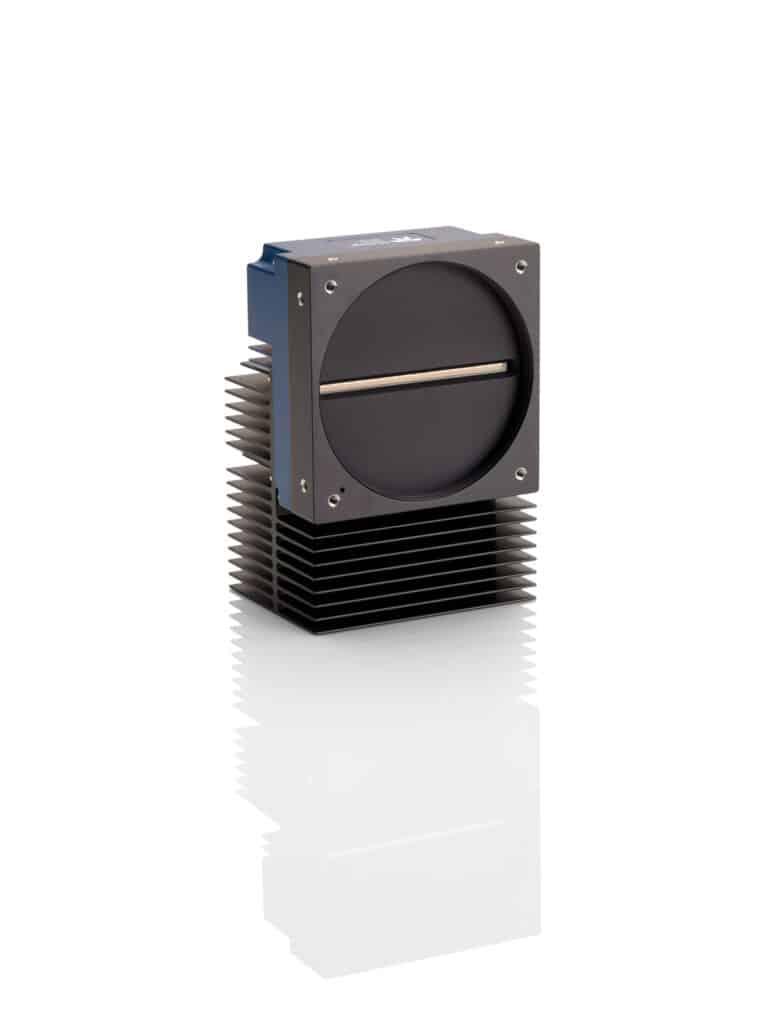 Multifield-TDI-Kamera: Drei Bilder in einer Aufnahme