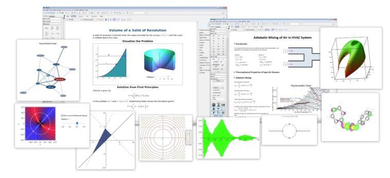 mathematische Software Maple 2020