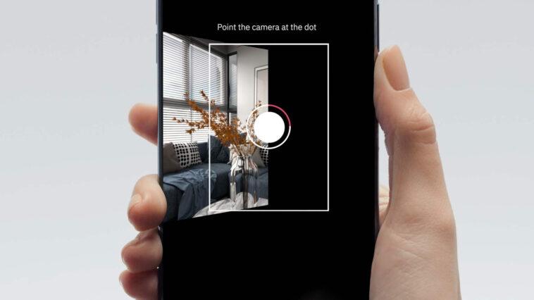 3D-Datenerfassung von Räumen mit den iPhone
