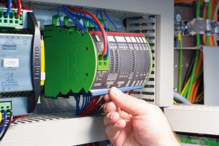Stromüberwachung mit Mico Pro von Murrelektronik