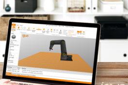 Kostenlose Robotersoftware für Low Cost Automation
