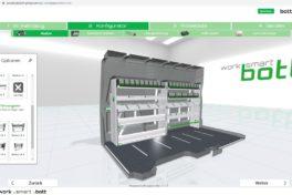 Online-Konfigurator für Nutzfahrzeuge