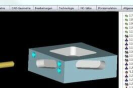 CAM und CNC Programmierung