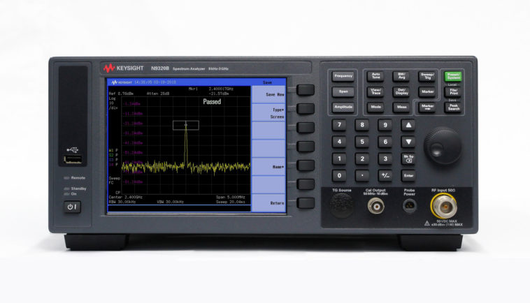 Neue Keysight-Messgeräte bei RS-Components
