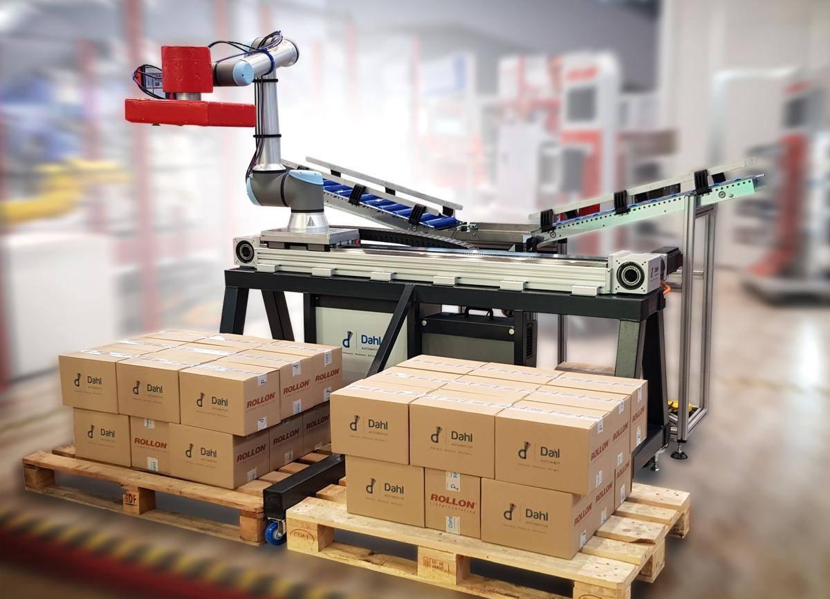 Linearachsen im Komplettpaket: So macht man Robotern Beine
