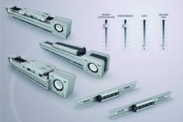 Kosten senken und Leistung steigern: Die neuen Linearkomponenten von Rollon garantieren maximale Effizienz