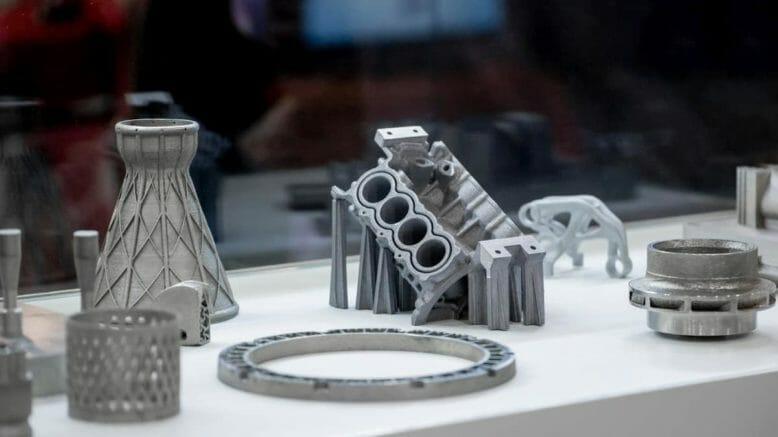 3D-Druck-Dienstleistungen von der Konstruktion bis zum nachbearbeiteten Bauteil