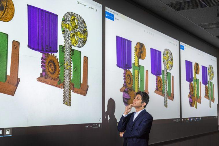 3D-Modellierung: Software mit neuartigem Vernetzungsverfahren VoroCrust.