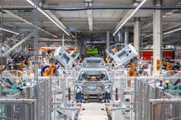 E-Car von Volkswagen: Siemens hilft Fertigung automatisieren