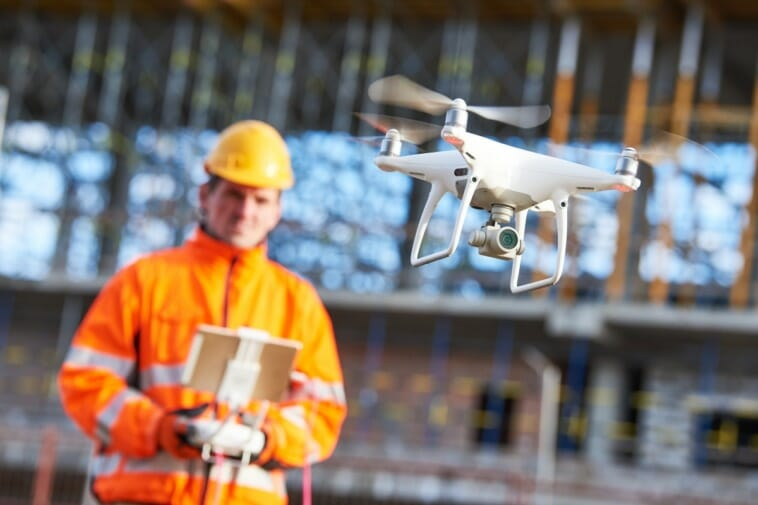 Drohnen für Remote-Inspektionen