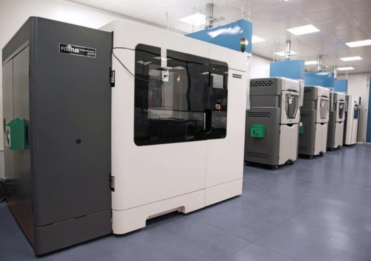 Verpackungsmaschinen: Kundenindividuelle Fertigung mit 3D-Druck