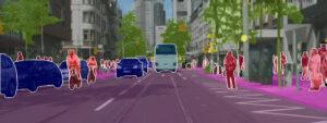 Deep Learning verbessert Szenenverständnis von autonomen Fahrzeugen