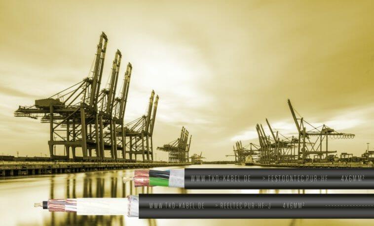 Hebetechnik: Kabel für die Automatisierung