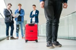 Intelligenter Koffer