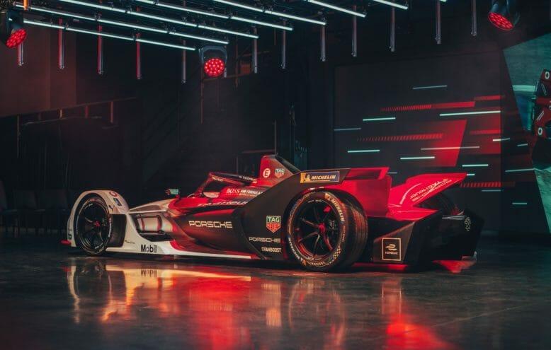 Formel E: Vodafone sponsert Porsche-Team
