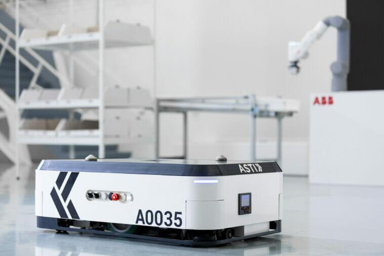 Mobile Roboter: Das steckt hinter dem Kauf von Asti durch ABB