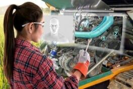 technische Dokumentation mit Augmented Reality