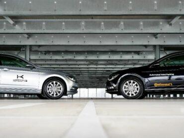 Automatisiertes Parken: Continental beteiligt sich an Kopernikus Automotive