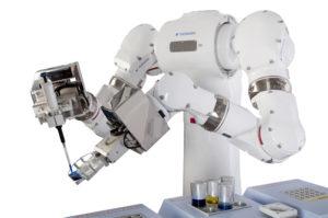 Coronavirus, so könnten Roboter zu mehr Tests führen